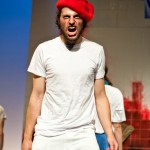 Marat/Sade (2011) - Photo Courtesy of Scarlet O'Neill (www.scarletoneillphotography.com)