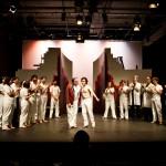 Marat/Sade (2011) - Photo Courtesy of Scarlet O'Neill (www.scarletoneillphotography.com)