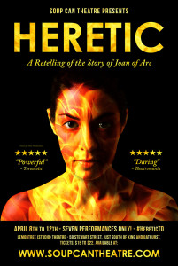 Heretic Poster - For Web