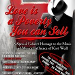 Love is a Poverty You Can Sell - Poster