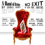 A Hand of Bridge & No Exit Poster